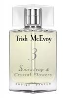 3 Snowdrop & Crystal Flowers