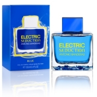 Blue Electric Seduction Men