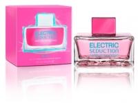 Blue Electric Seduction Women