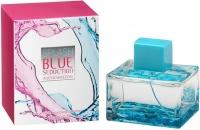 Blue Seduction Splash woman