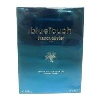 Blue Touch Man