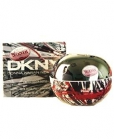 DKNY Be Delicious Red Art Woman