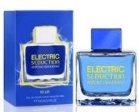 Electric Blue Seduction