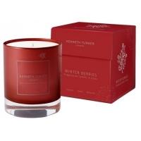 Классическая ароматическая свеча Зимние ягоды