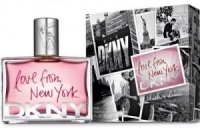 Love From New York lady