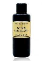 Mad et Len XX Fer Blanc