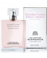 Orchidee Pourpre & Musc Capiteux