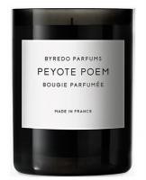 Peyote Poem Fragranced Candle