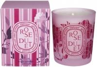 Valentine Rose Duet Candle